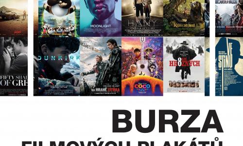 BURZA FILMOVÝCH PLAKÁTŮ