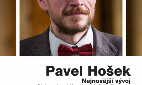 Přednáška PAVLA HOŠKA v rámci programů Chaverut 2019