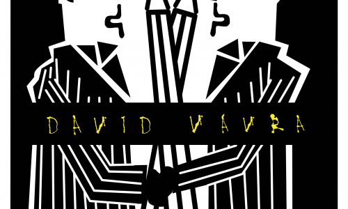 Komentovaná prohlídka výstavy Davida Vávry BĚŽET S DOMY