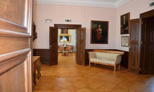 Zámecké expozice Muzejního a galerijního centra se otevřely veřejnosti