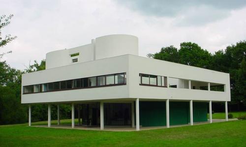 Přednáška - Moderní světová architektura 1. poloviny 20. století